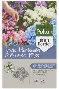 Hortensia, Rhododendron & Azalea Mest 2,5kg