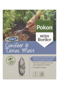 Pokon Conifeer & Taxus Voeding 1kg