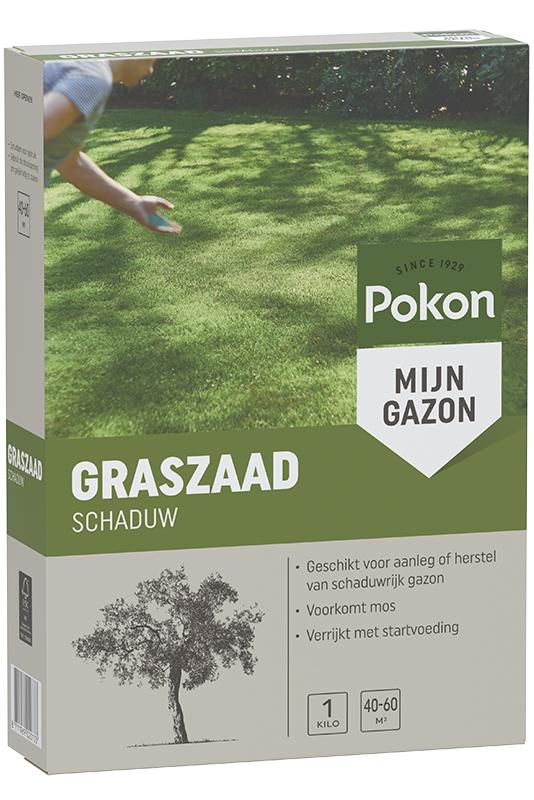 Pokon Graszaad Schaduw 1000 gram v 40-60 m²