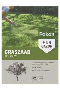 Pokon Graszaad Schaduw 500 gram v 20-30 m²