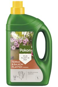 Pokon Terras & Balkon planten voeding 1000 ml