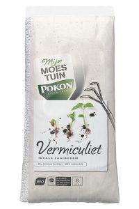 Pokon vermiculiet 6 liter