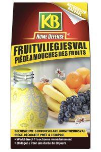KB fruitvliegjesval