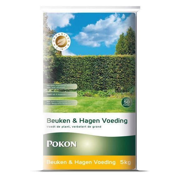 Pokon Beuken en Hagen Voeding 5kg.