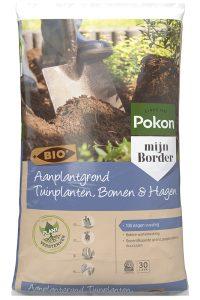 Pokon Bio Aanplantgrond Tuinen, Bomen & Hagen 30L