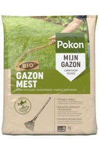 Pokon Bio Gazonmest 5kg. 75m2
