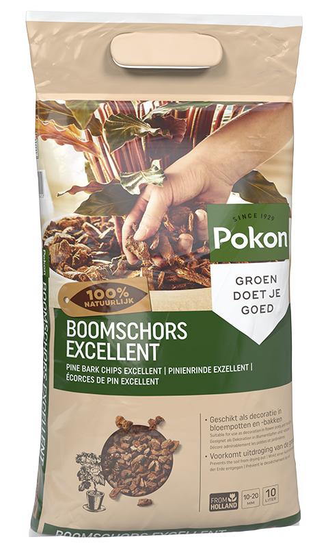 Pokon Boomschors Excellent 10L