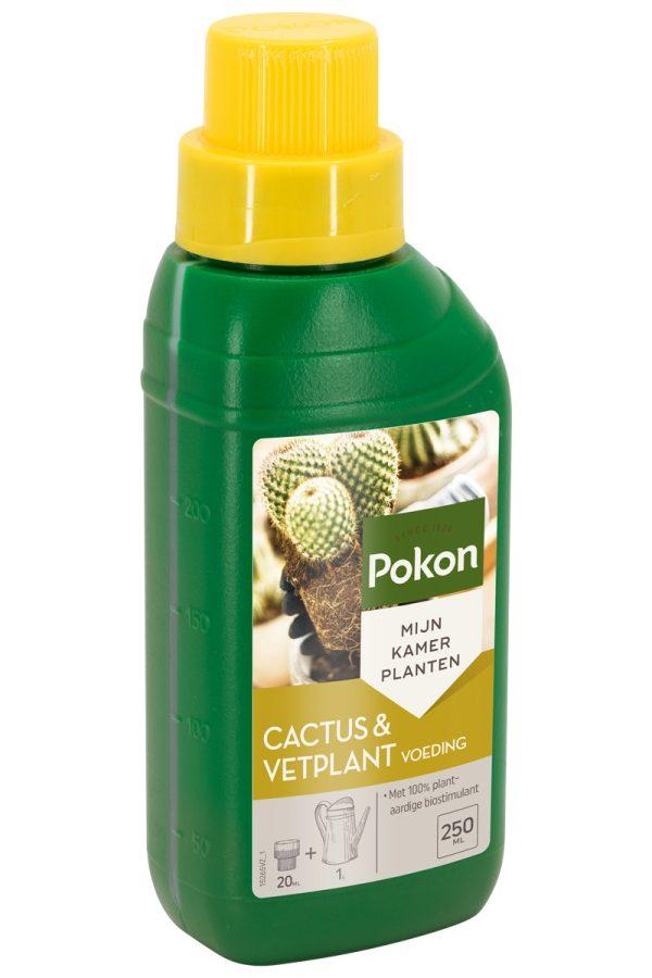 Pokon Cactus & vetplant voeding 250 mililiter