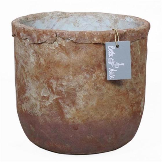 Pot jordan D14.5 H13cm roest ed/12