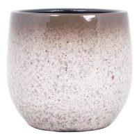 Pot mandy D16 H14 wit