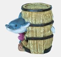 SF Deco Barrel Dolfijn