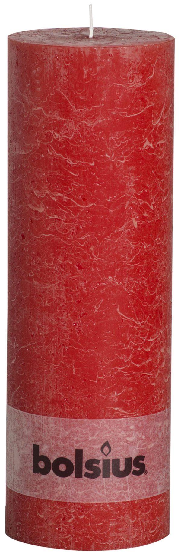 Stompk. 300/100 rustiek rood
