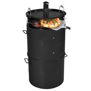 Barrel Bbq XL 4 functies
