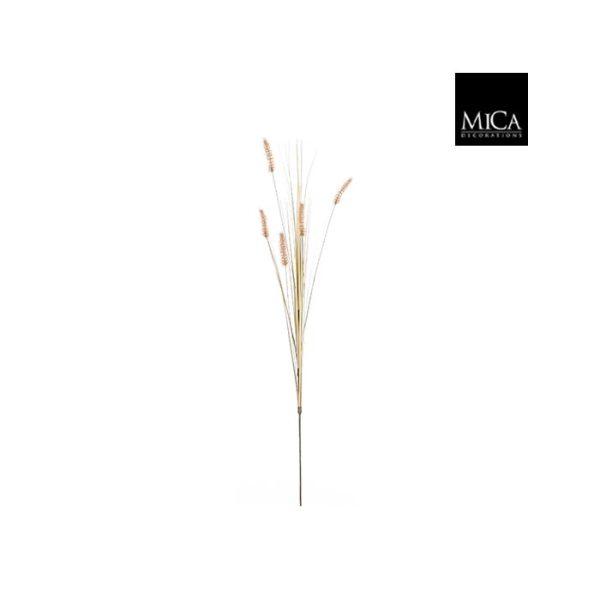 Dogtail brown - l84xd7cm