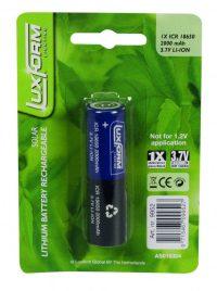 Lithium oplaadbare solarbatterij
