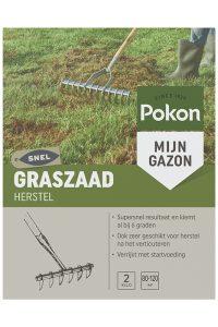 Pokon Graszaad Herstel 2000 gram v 80-120 m²