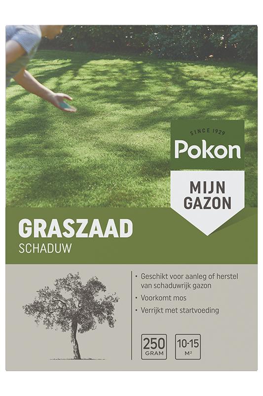 Pokon Graszaad Schaduw 250 gram v 10-15 m²