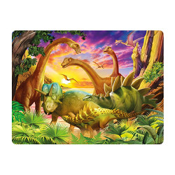 Livelife kaart 3D Dinosauriërs