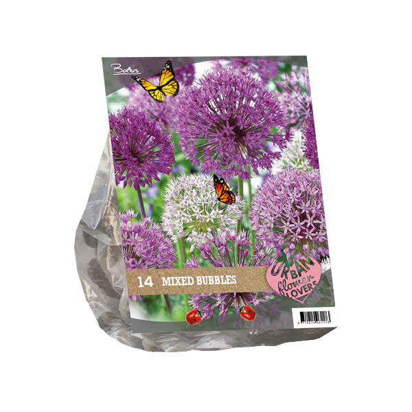 Urban Flowers - Mixed bubbles per 14
