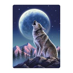 Livelife kaart 3D Wolf