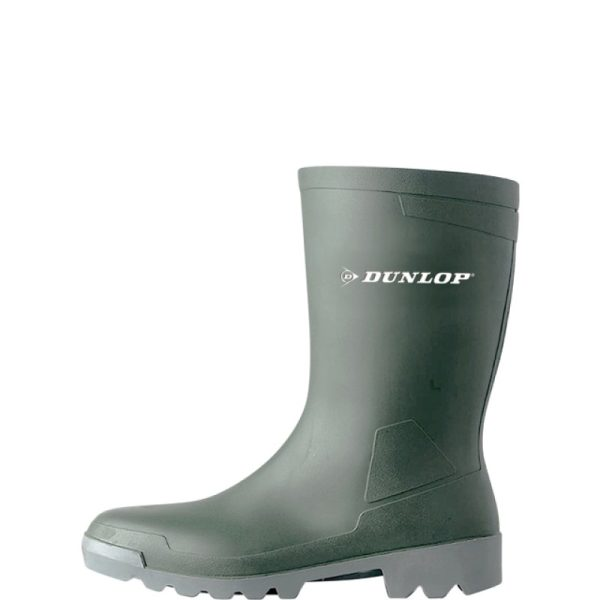 Dunlop laars groen 41