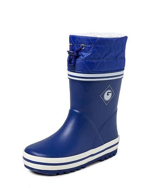 Groovy Rub Winterlaars blauw 34