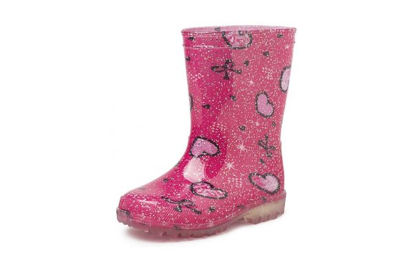VERA PVC kinderlaars roze 25